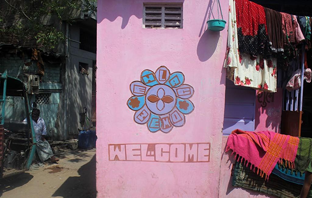 Khoriyar Nagar, Ahmedabad — Credit: Paul Sermon
